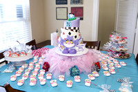 Veronica & Blake SHower for Lilleigh 3-19-16